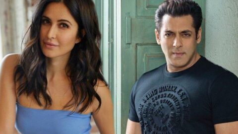 Bollywood yıldızları Salman Khan ve Katrina Kaif İstanbul'da