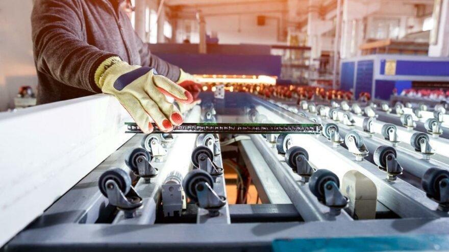 Üreticinin enflasyonu yüzde 45.5'e yükseldi