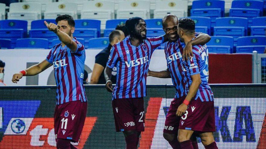 Trabzonspor sol bek için Irakli Azarovi ile görüşme halinde