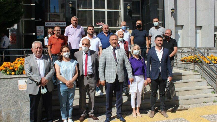 AKP'li vekilin 'abdest' paylaşımı için suç duyurusu