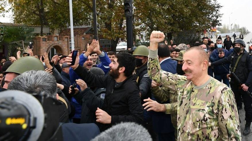 Azerbaycan ile Rusya arasında 'Dağlık Karabağ' gerginliği