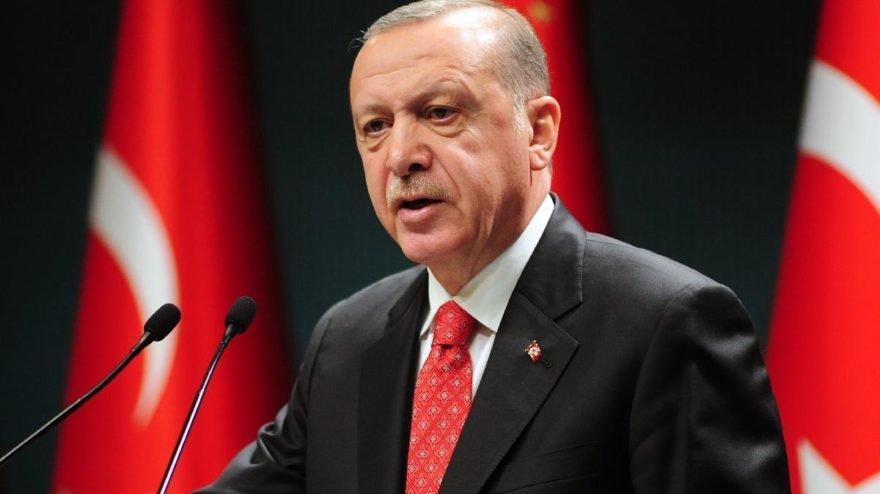 Erdoğan'dan Sivas Kongresi'nin 102. yıl dönümü mesajı