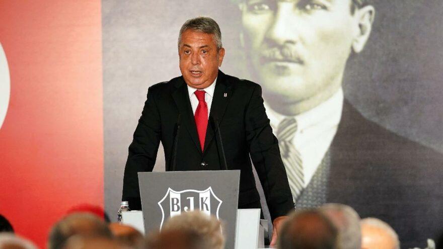 Beşiktaş'ın toplam borcu açıklandı