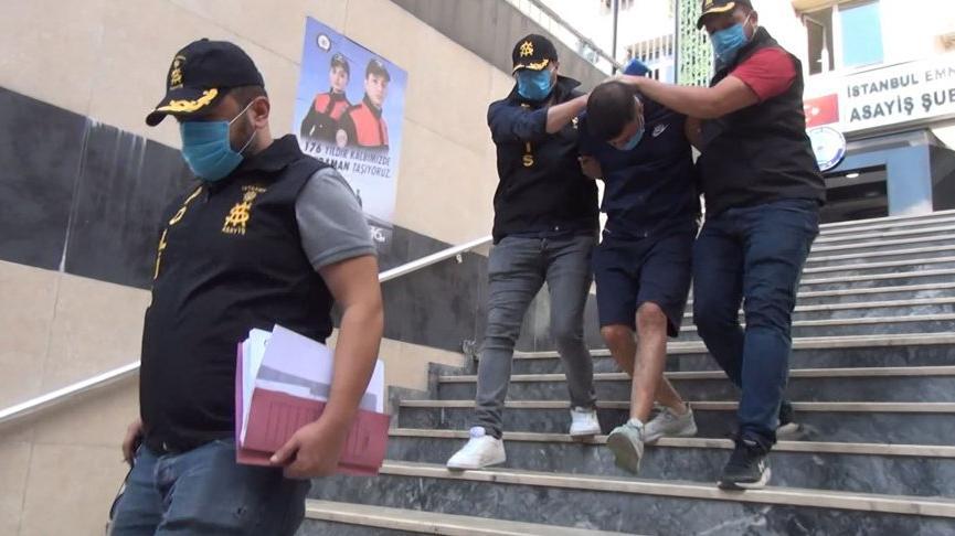 Bağcılar'da taksicinin arkasından ateş eden şüpheli tutuklandı