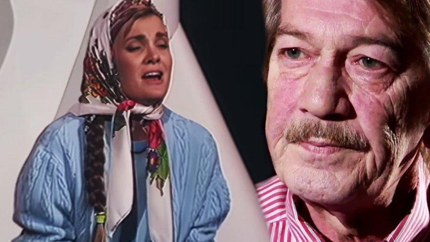 Derya Baykal'dan Ferhan Şensoy'a duygusal veda: Güle güle ustam...