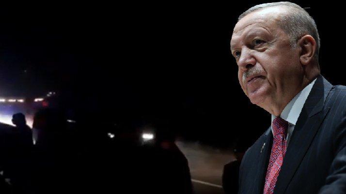 Cumhurbaşkanı Erdoğan'a gece yarısı protestosu