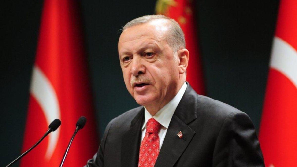 Erdoğan: Meral Hanım yolun açık olsun