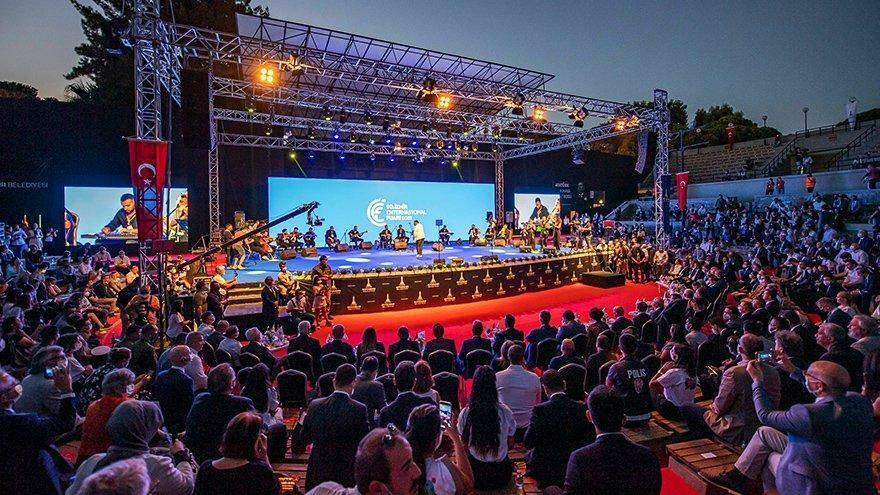 İzmir Fuarı 90. kez kapılarını açtı