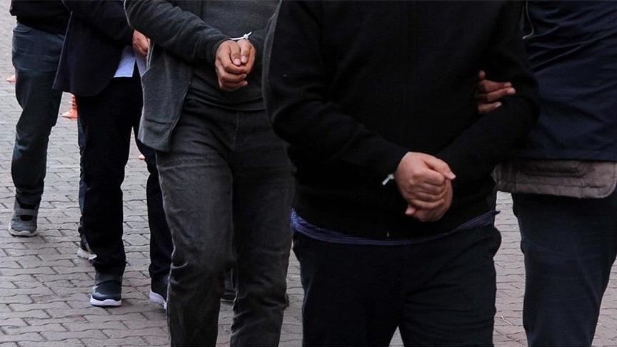 Yunanistan'a kaçmaya çalışan 2'si FETÖ'cü üç kişi yakalandı