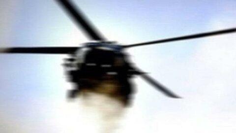ABD'de helikopter düştü! Ölüler var