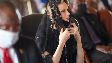 Monaco Prensesi Charlene taburcu edildi
