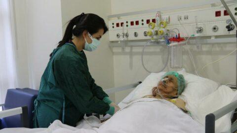 116 yaşında corona virüsünü yendi