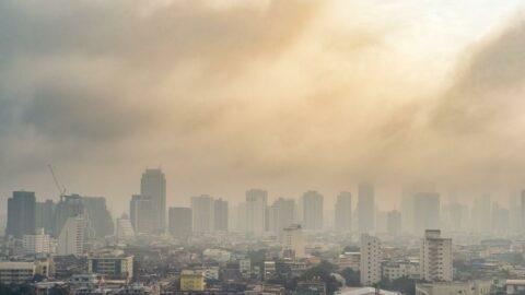 Corona virüs nedeniyle hava kirliliği azaldı