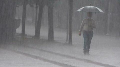 Meteoroloji'den İstanbul'a sağanak yağış uyarısı: Öğle saatlerinde başlayacak