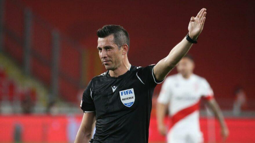 FIFA'dan Ali Palabıyık'a görev