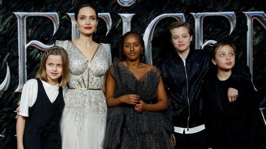 """Angelina Jolie'den velayet davasıyla ilgili samimi itiraflar: """"Kırıldım, huzur istiyorum"""""""