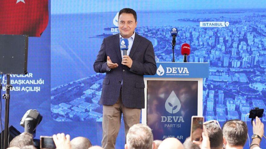 Babacan'dan dikkat çeken 'seçim barajı' açıklaması