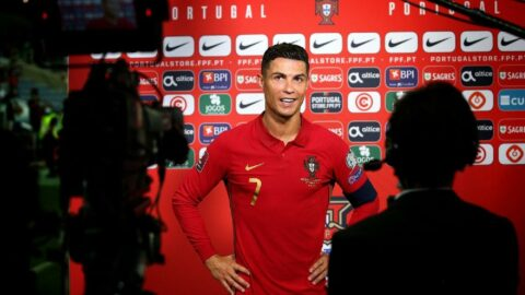 Eve dönüş: Cristiano Ronaldo