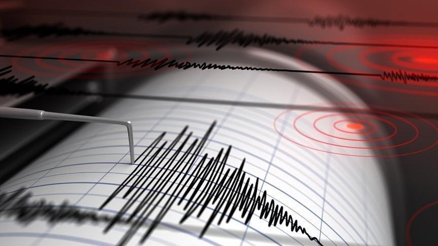 Edremit Körfezi'nde deprem