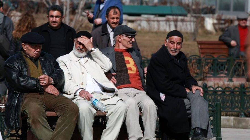 Emeklisi en fakir ülkeler sıralamasında dipteyiz