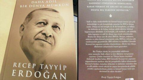 Cumhurbaşkanı Erdoğan kitap yazdı