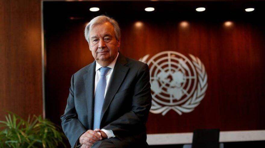 BM Genel Sekreteri Guterres: Conde'nin derhal serbest bırakılmasını talep ediyorum