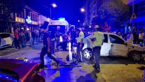 Polisten kaçıp dehşet saçtı: Yaraladığı 2 kişiyi kontrol etmek için hastaneye geldi