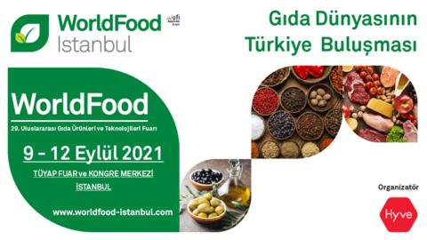 WorldFood İstanbul, Geniş Etkinlik Programı ile Sektör Profesyonellerini Buluşturuyor