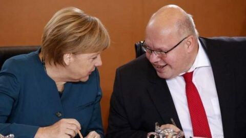 Alman Maliye Bakanı Perer Altmeier hastaneye kaldırıldı