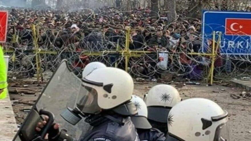 Yunanistan panikledi: Sınırımıza 1 milyon Afgan yığılacak