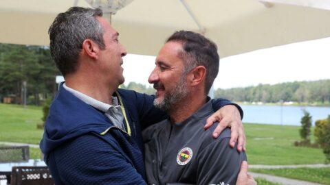 Vitor Pereira istedi, Ali Koç gerçekleştirdi!