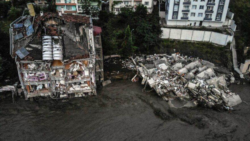 İçişleri Bakanlığı'ndan sel felaketiyle ilgili açıklama
