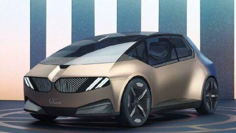 BMW, yeni nesil otomobilini tanıttı