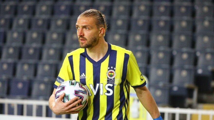 Fenerbahçe'de istenmeyen Caner Erkin'in yeni takımı belli oldu