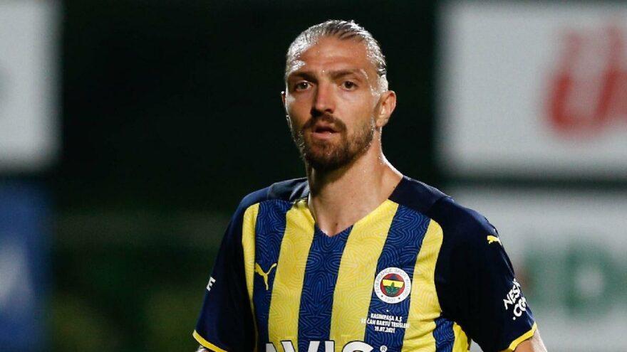 Caner Erkin'den Fenerbahçe'ye duygusal veda