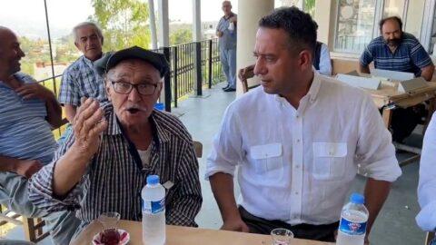 80 yaşındaki emekli böyle isyan etti: 12-13 uçağı ne ediyorsun ben burada ölüyorum ölüyor