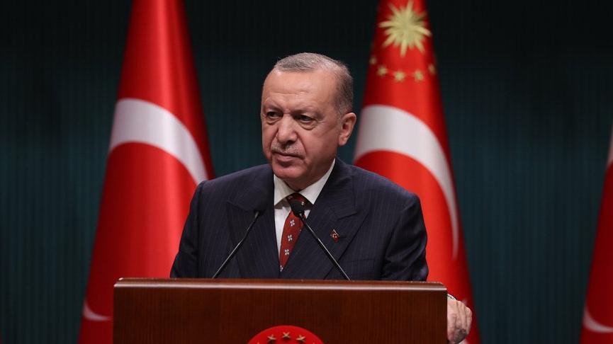 Cumhurbaşkanı Erdoğan'dan döviz rezervi, enflasyon ve corona virüsü açıklaması