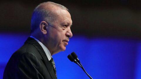 Erdoğan: Matematik ve fen okuryazarlığı alanlarında puan artırmada birinci ülkeyiz