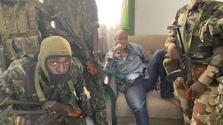 Askeri darbe yaşayan Gine'de yeni kararlar alındı