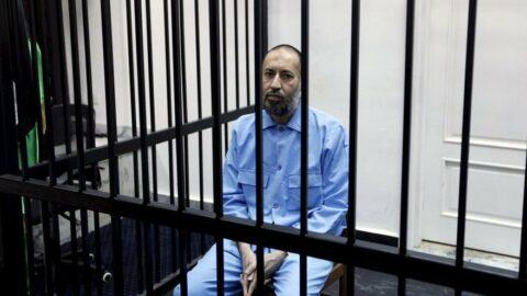 Kaddafi'nin oğlu serbest kaldı: İstanbul'a geliyor
