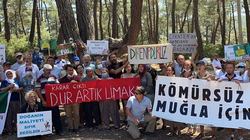 Akbelen'de kritik gün öncesi köylülerden açıklama: Ormanlar sermaye değil yaşam alanıdır