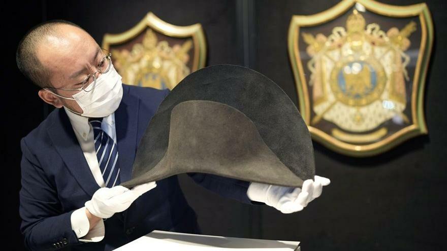 Napolyon'un yeni şapkası ortaya çıktı: DNA kanıtları var