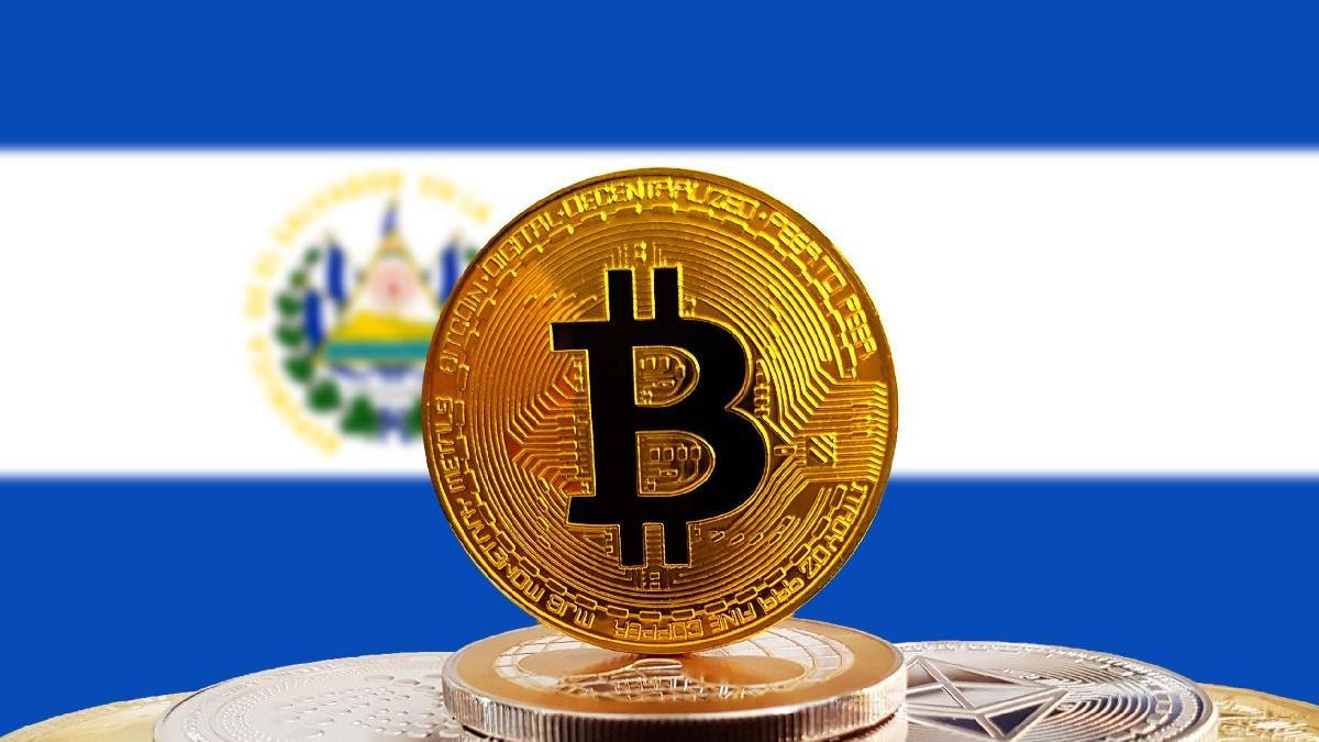 Bitcoin'e El Salvador dopingi