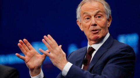 İngiltere'nin eski Başbakanı Blair: