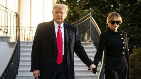Melania Trump: 2024'te First Lady olmak istemiyorum