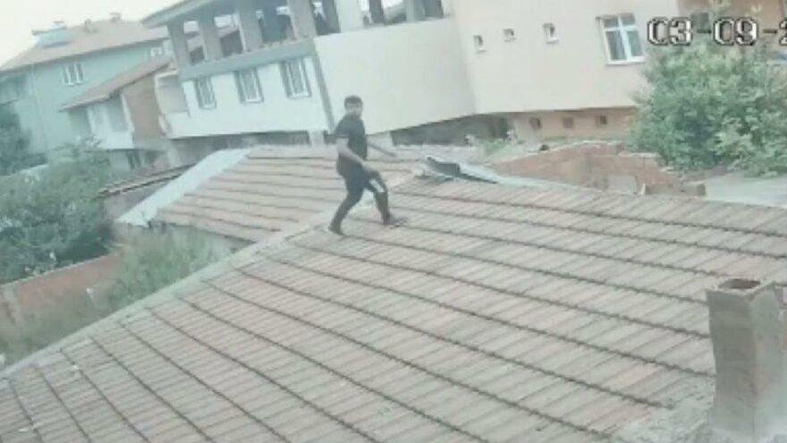 'Ninja' filmlerini aratmayan intikam