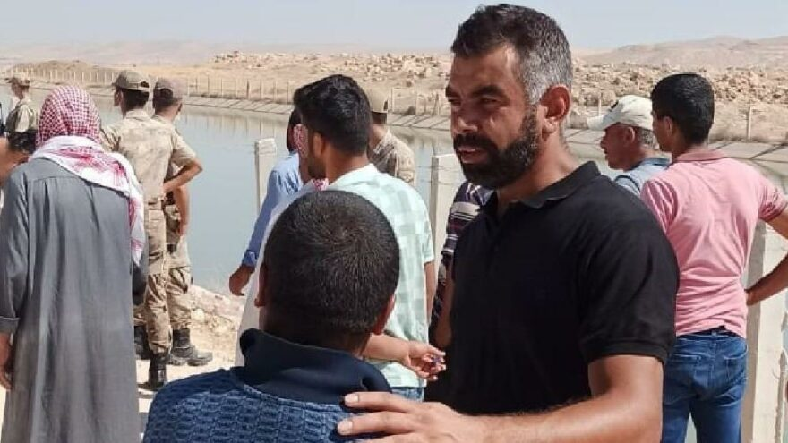Sulama kanalına düştüler: Enes öldü, Tahir kayıp