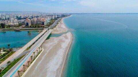 Jeoloji mühendisleri uyardı: Konyaaltı Sahili eriyor