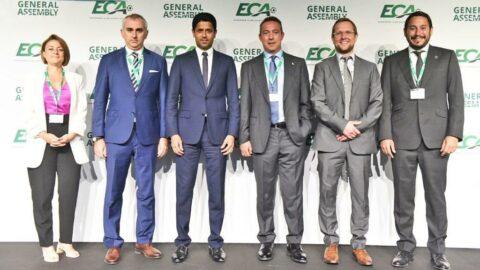 Avrupa Kulüpler Birliği Genel Kurulu sona erdi
