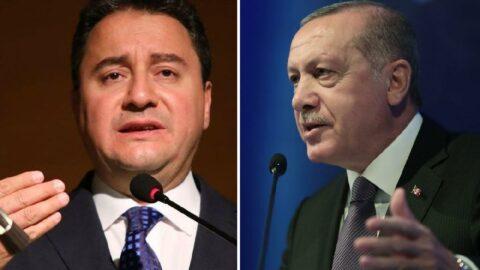 Babacan'dan Erdoğan'a: Bizden sonra bu millete gün yüzü göstermediniz